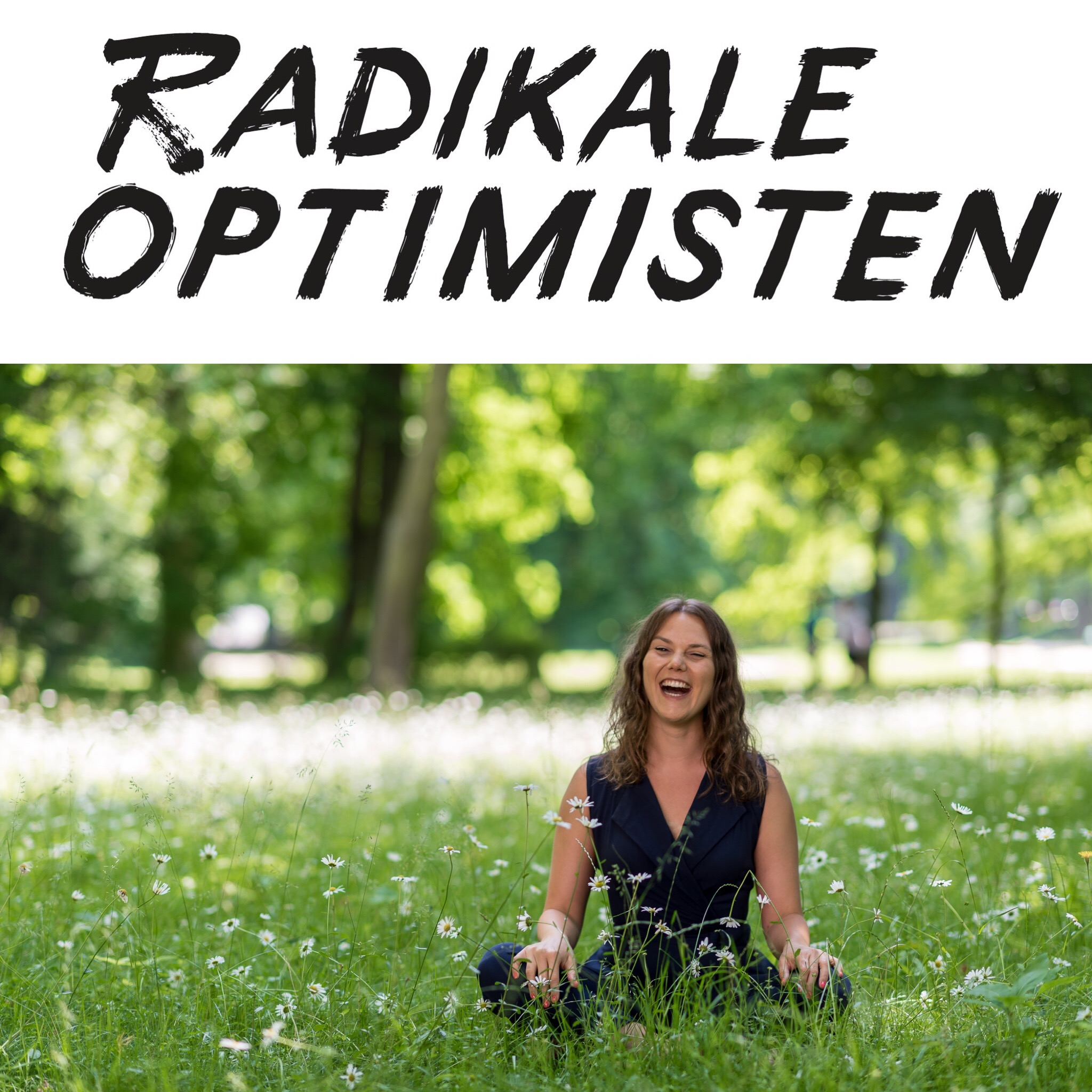 Julia bei den Radikalen Optimisten